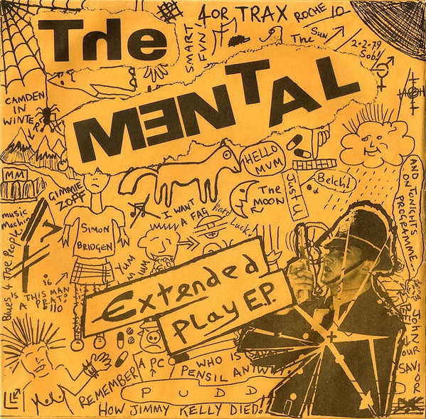 The Mental - Extended Play E.P.