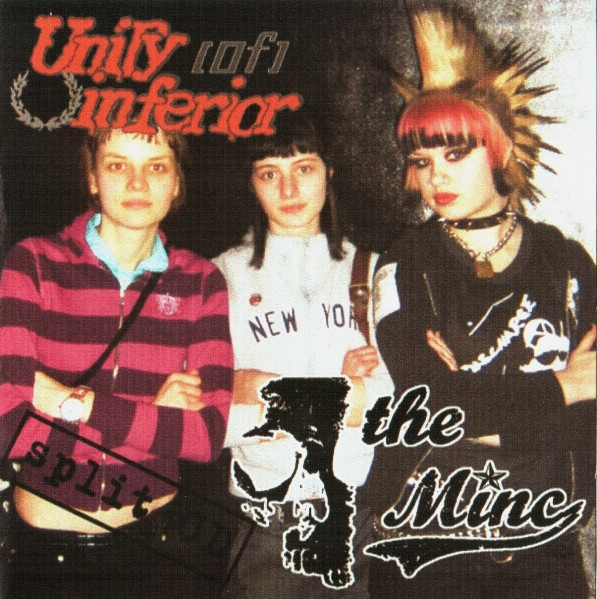 The Minc - Split CD