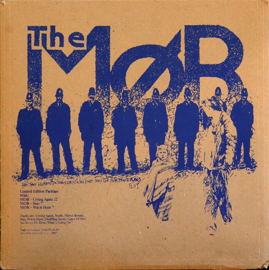 The Mob - Limited Edition Package