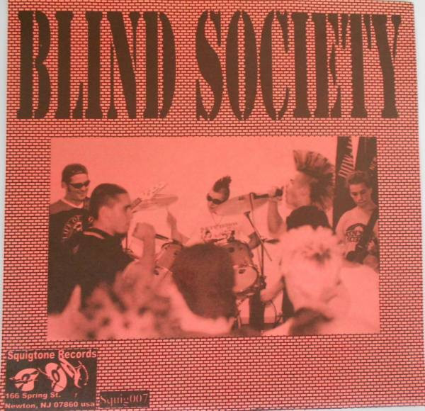 The Oi Scouts - Blind Society / The Oi! Scouts