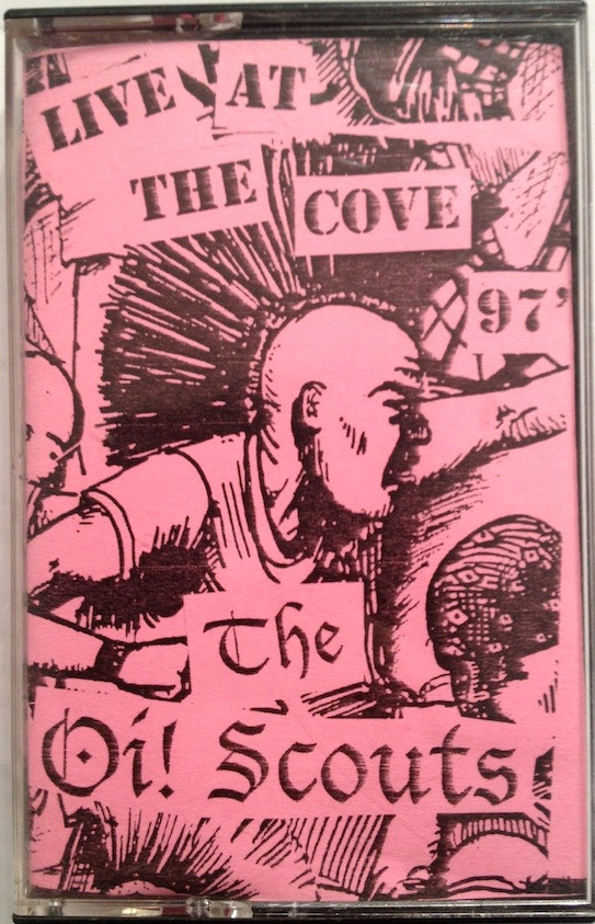 The Oi Scouts - Live At The Cove 97