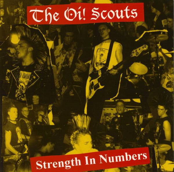 The Oi Scouts - Strength In Numbers