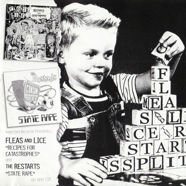 The Restarts - Recipes For Catastrophes / State Rape