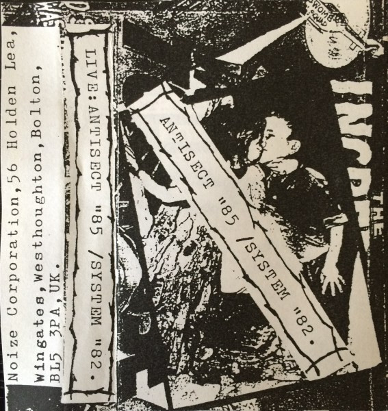 """The System - Live: Antisect """"85 / System """"82"""