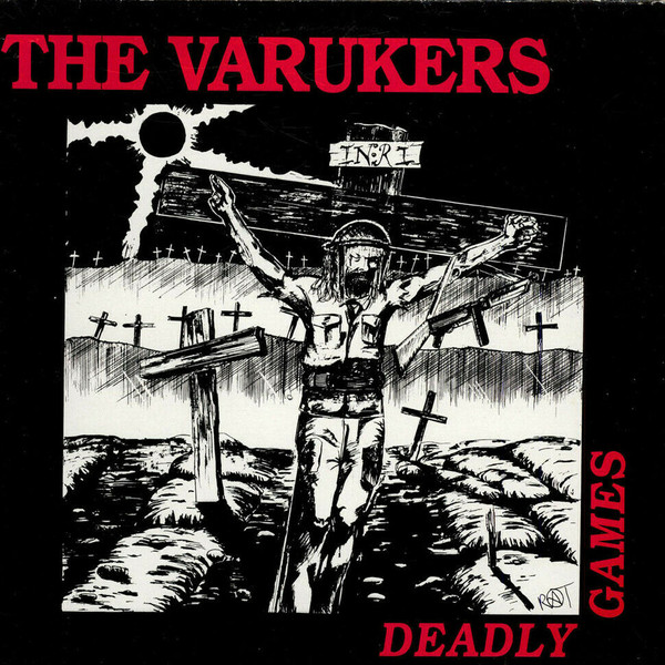 The Varukers - Live In New York