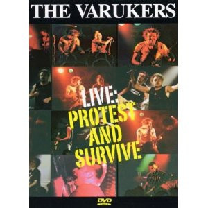 The Varukers - Live: Protest And Survive