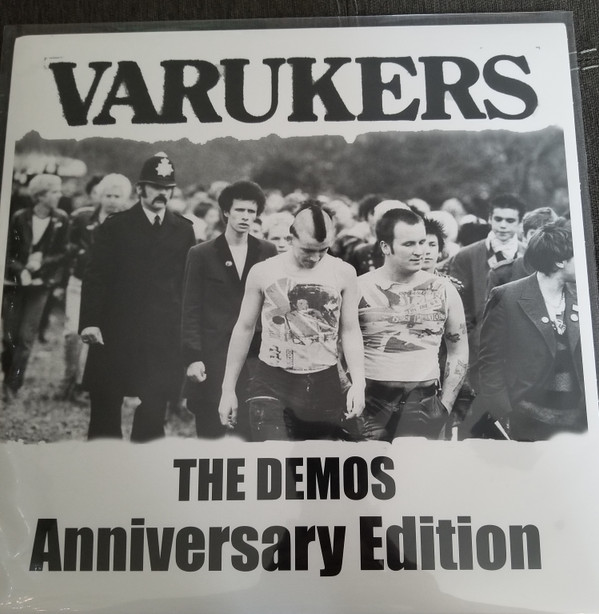 The Varukers - The Demos Anniversary Edition