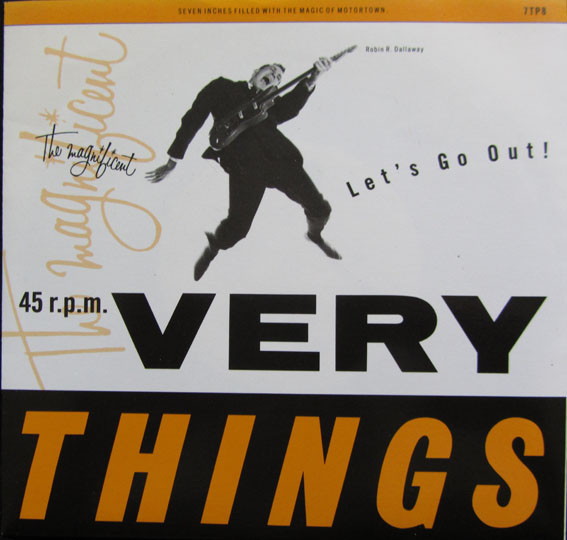 The Very Things - Let