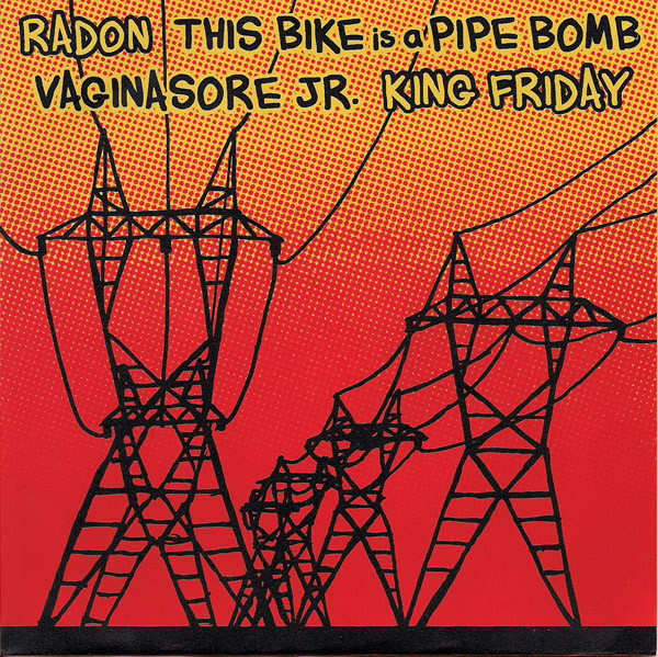 This Bike Is A Pipe Bomb - Untitled