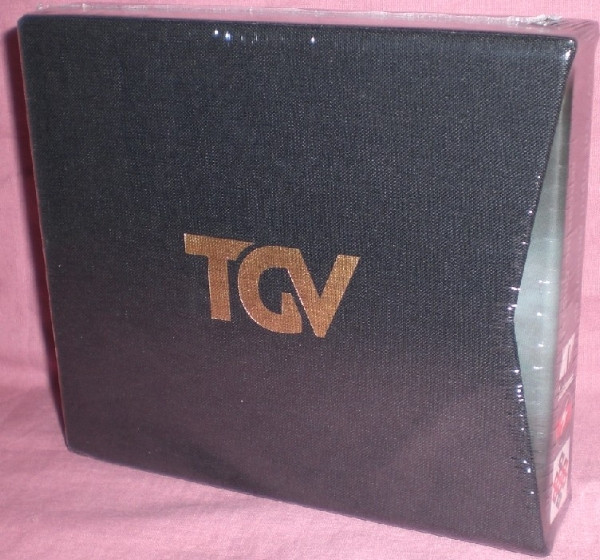 Throbbing Gristle - TGV - The Video Archive Of Throbbing Gristle