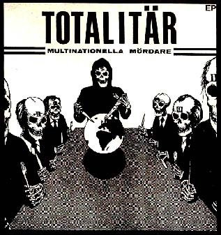 Totalitär - Multinationella Mördare EP