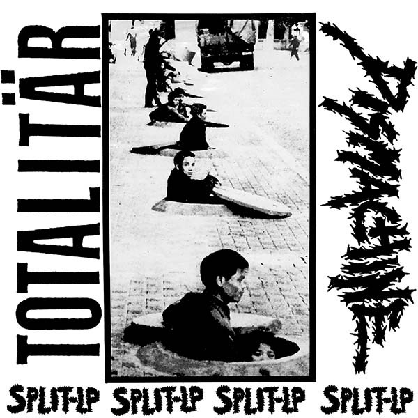Totalitär - Split-LP