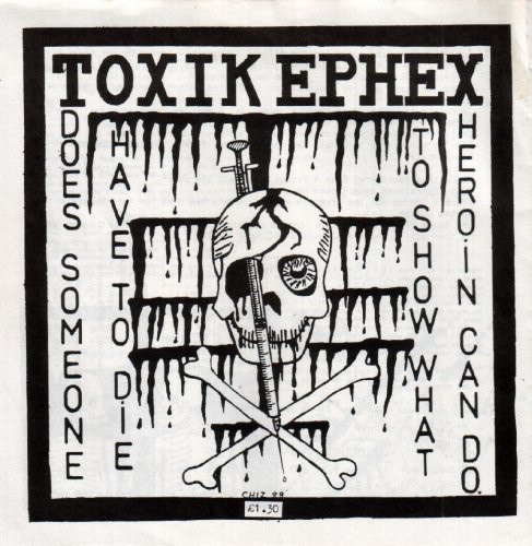 Toxik Ephex - Acts Of Desperation