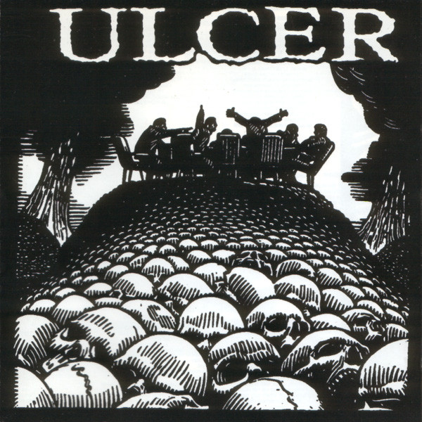 Ulcer - Discography CD