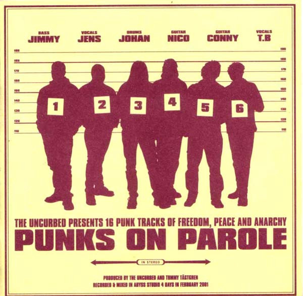 Uncurbed - Punks On Parole