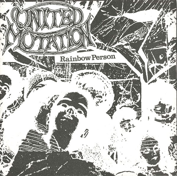 United Mutation - Rainbow Person