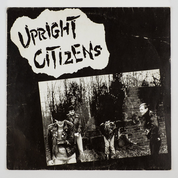 Upright Citizens - Bombs Of Peace
