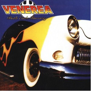 Venerea - Both Ends Burning