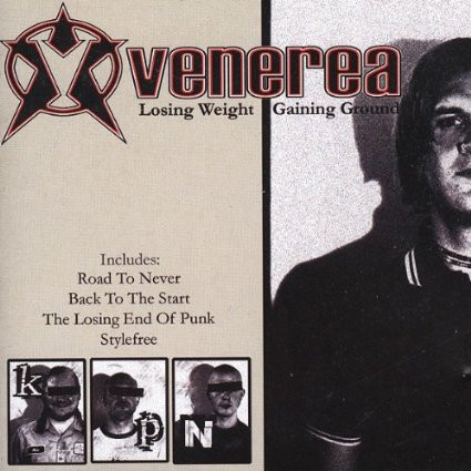 Venerea - Losing Weight, Gaining Ground