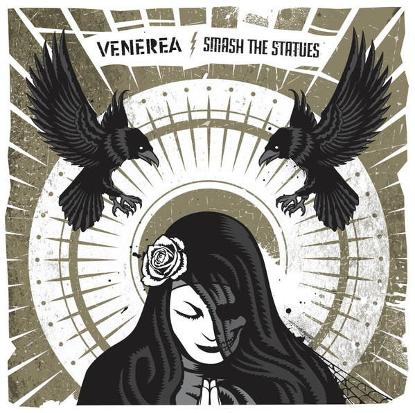 Venerea - Venerea / Smash The Statues