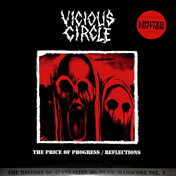 Vicious Circle - The Price Of Progress / Reflections