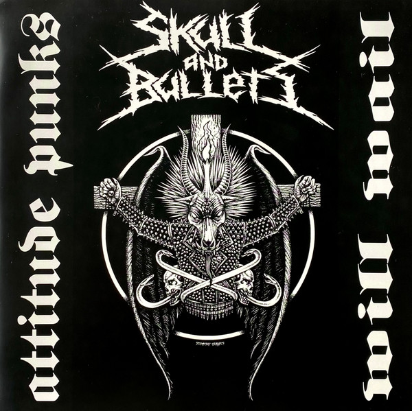 Whipstriker - Attitude Punks Will Wail / Worshippers Of Death