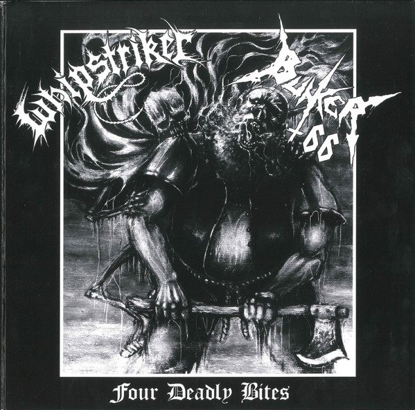 Whipstriker - Four Deadly Bites