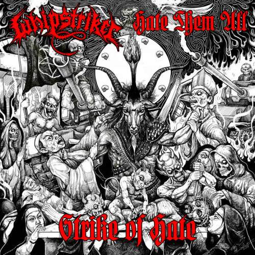 Whipstriker - Strike Of Hate