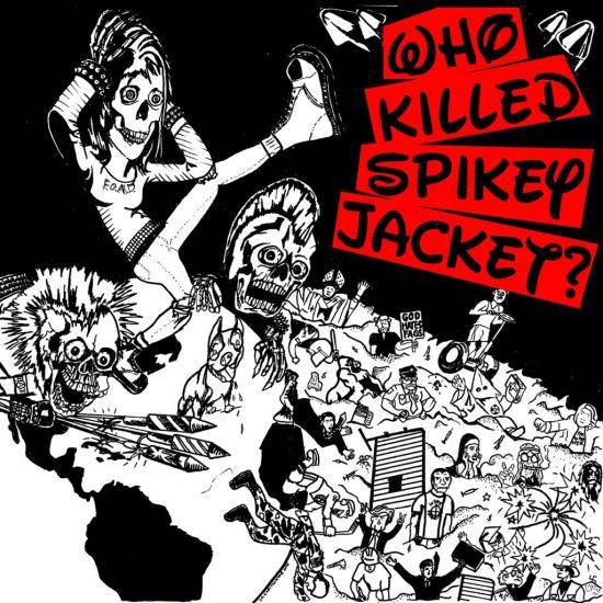 Who Killed Spikey Jacket - 50 Years Of Punk: The Stud Collection