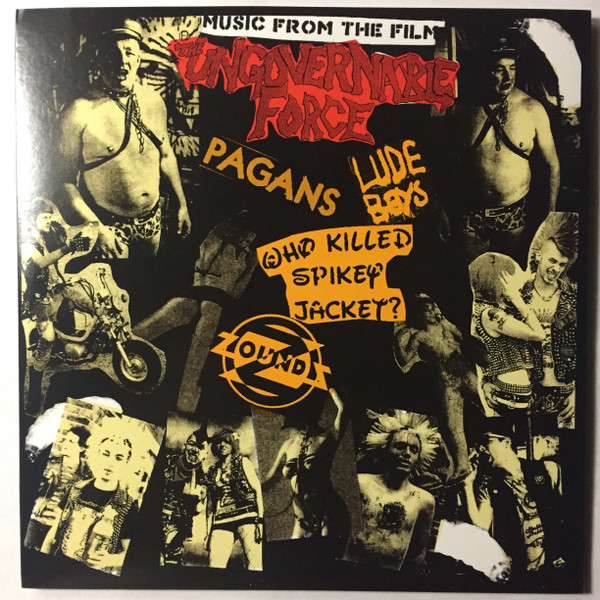 Who Killed Spikey Jacket - Music From The Film The Ungovernable Force