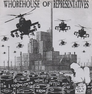 Whorehouse Of Representatives - It