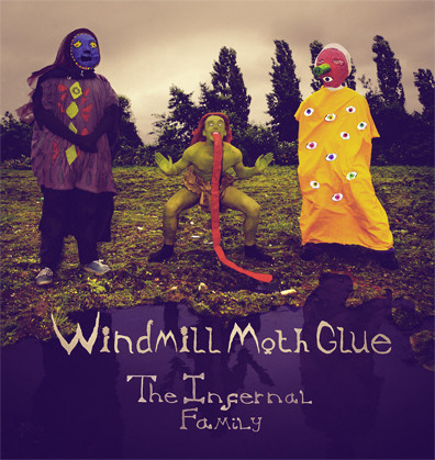 Windmill Moth Glue - The Infernal Family