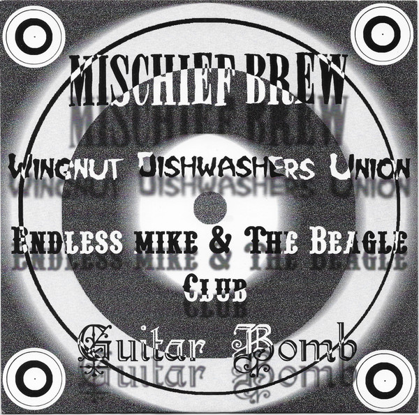 Wingnut Dishwashers Union - Partners In Crime Series #2