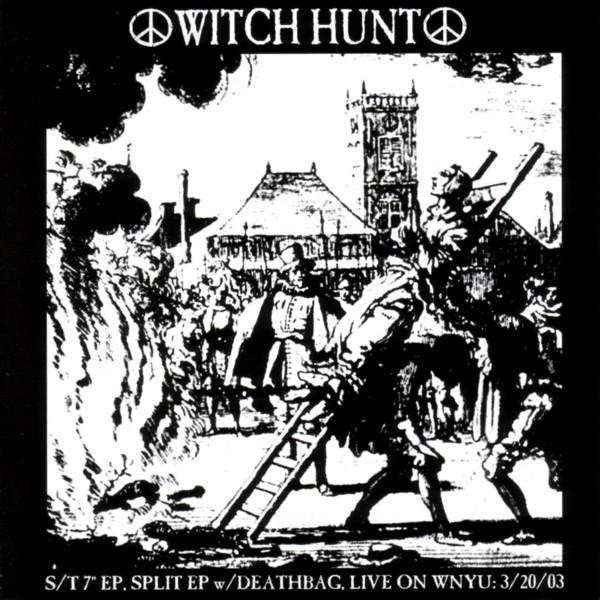 Witch Hunt - EPs & Crucial Chaos Radio Session