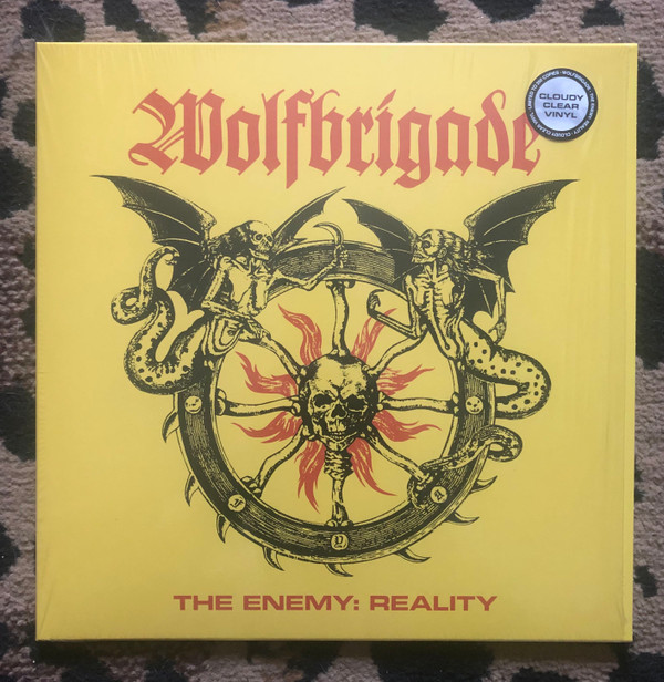 Wolfbrigade - The Enemy : Reality
