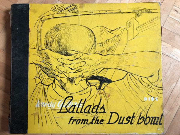 Woody Guthrie - Ballads From The Dust Bowl