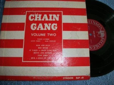 Woody Guthrie - Chain Gang Volume Two