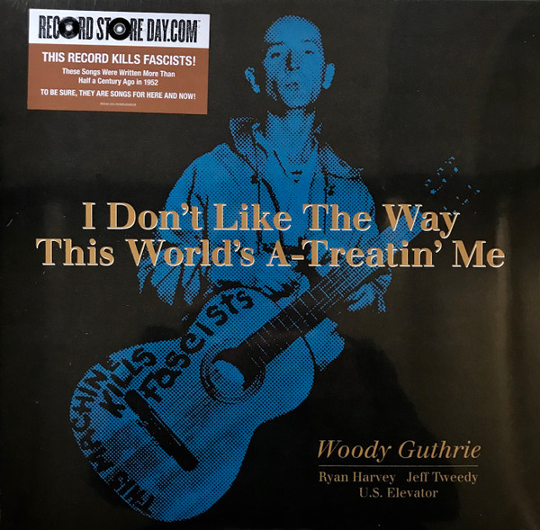 Woody Guthrie - I Don