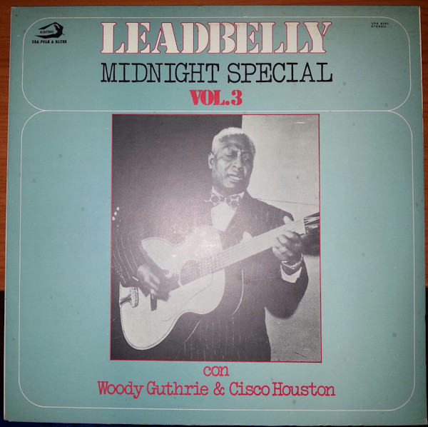 Woody Guthrie - Midnight Special vol. 3