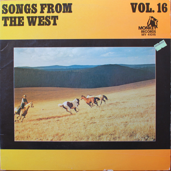 Woody Guthrie - Songs From The West Volume 16