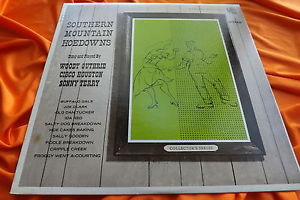 Woody Guthrie - Southern Mountain Hoedowns