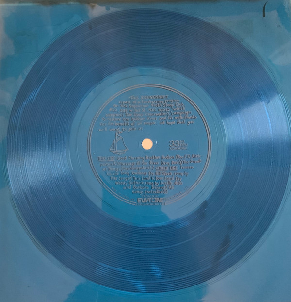 Woody Guthrie - The Greater Things: A Flexible Phonograph Record for Clearwater