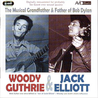 Woody Guthrie - The Musican Grandfather & Father Of Bob Dylan