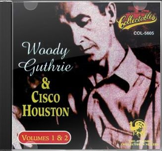 Woody Guthrie - The Stinson Collectors Series, Volumes 1 & 2