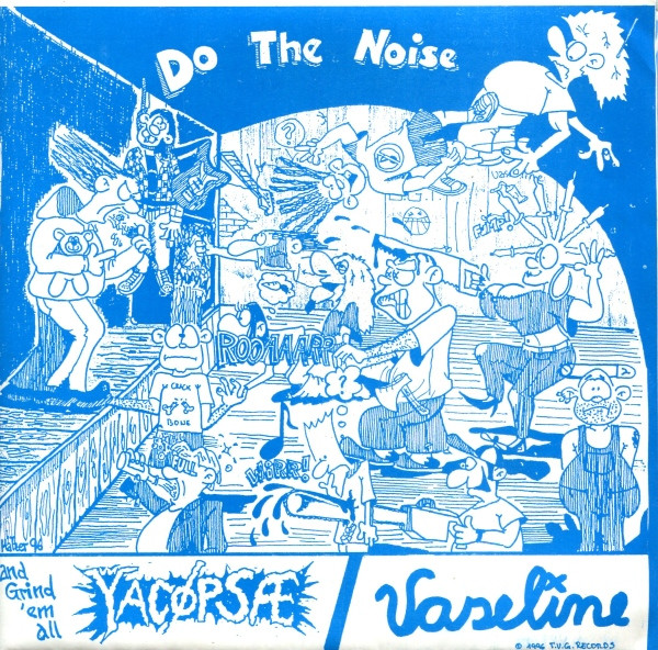 Yacopsae - Do The Noise