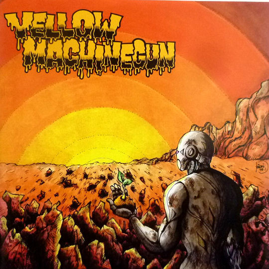 Yellow Machinegun - Again