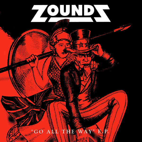 Zounds - Go All The Way EP