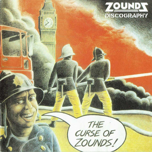 Zounds - The Curse Of Zounds Discography