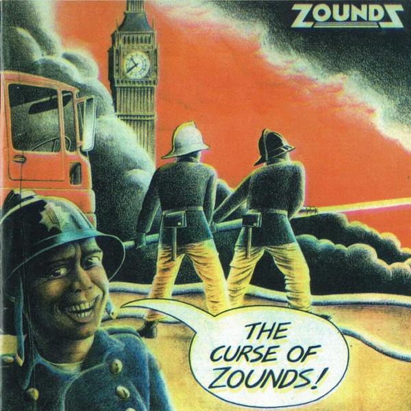 Zounds - The Curse Of Zounds + Singles